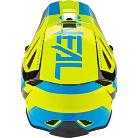 O'Neal Blade Hyperlite Fietshelm, IPX SYNAPSE blue/neon yellow